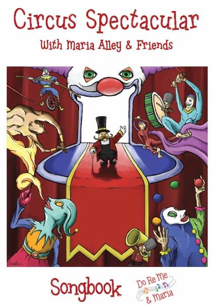 Circus-Spectacular-Songbook
