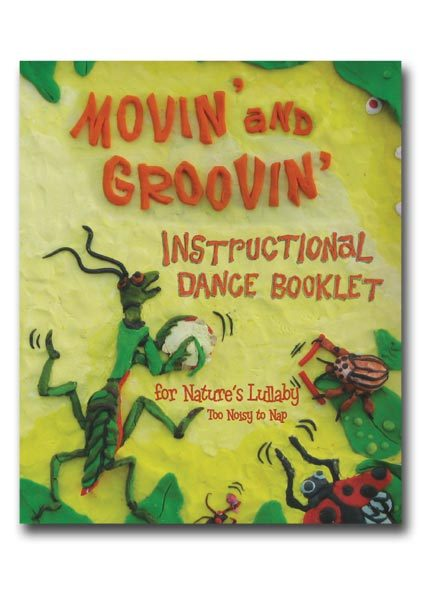 Movin' and Groovin' Dance Booklet