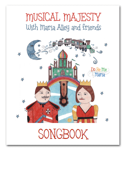Musical Majesty songbook