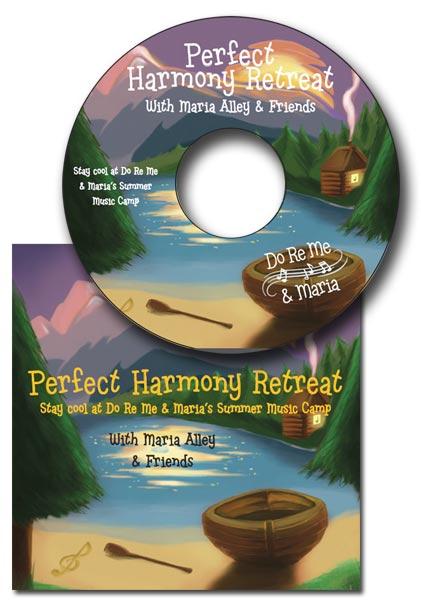 Perfect Harmony Retreat - MP3 Album Download
