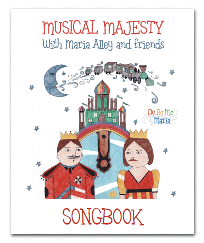 Songbooks For Our Albums