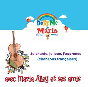 Musique en français - Apprentissage des jeunes enfants - French music for children